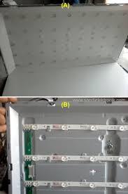 Panel Tv Led Lg Perbaikan Led Tv Layar Gelap Sandi Elektronik