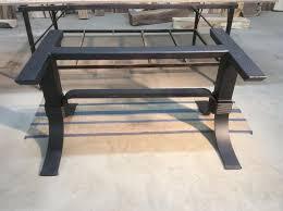 antique metal table legs enchanting dining table bases metal metal dining table legs antique