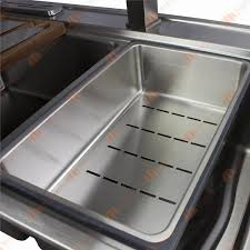 Kitchen Sinks Drop In Double Bowl by 38 1 2 Inch 12mm Thickness Stainless Steel Topmount Drop In Double
