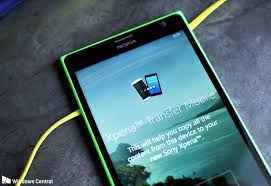 how to get android apps on windows phone sony releases an app for windows phone to get you to switch to