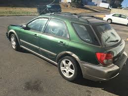 subaru outback sport 2002 subaru impreza outback sport wagon 134k part out the subie
