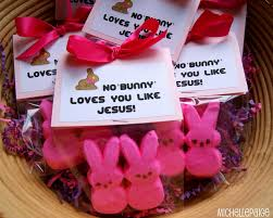 Pinterest Easter Decorations With Peeps by Easter Peeps And Jesus Very Cute Easter Ideas For Kids With The