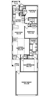 Open Home Plans Plan 32608wp Beautiful Detailing And An Open Layout Narrow Lot