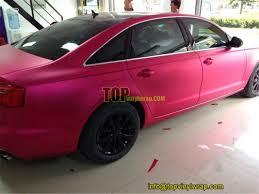 matte pink car topvinylwrap topvinylwrap twitter