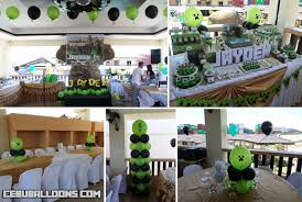 Minecraft Table Decorations Minecraft Cebu Balloons And Party Supplies