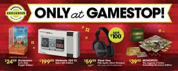 black friday gamestop sales gamerevolution