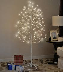 upha 5 112l led light tree warm white light