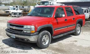 2003 chevrolet suburban 2500 suv item da4925 sold may 2