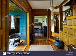 interior of naulakha rudyard kipling house brattleboro vermont