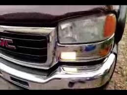 What Are Drl Lights How To Change Day Time Running Light Bulb Silverado Sierra Tahoe