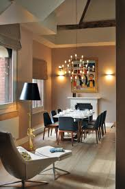 Dining Room Tables For Apartments by Dining Table Lighting St Pancras Penthouse Apartment In London