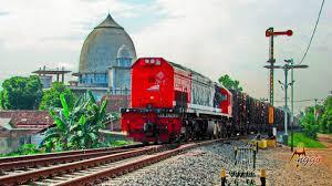 Kereta Api Adzan Kereta Api Ii