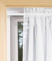 Loaded Curtain Rods Voile Curtain Tension Rods Gopelling Net