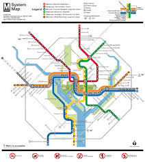 Metro North Map by 100 Map Of Dc Metro This New Nyc Subway Map Shows The