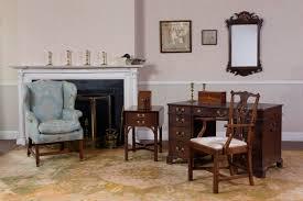 henkel harris dining room pair of custom georgian style pembroke tables virginia galleries