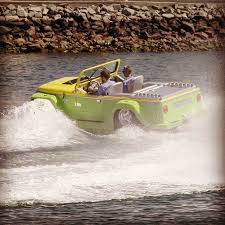 amphibious car introducing the watercar panther an amphibious car that doubles