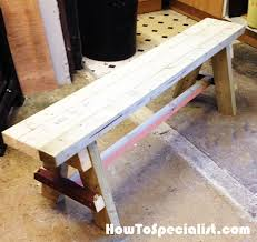 Diy Bench Sander Diy Bench Seat Howtospecialist How To Build Step By Step Diy