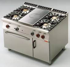 four de cuisine professionnel plaque de cuisine gaz ou electrique cuisson newsindo co