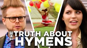 Hymen Female Anatomy The Truth About Hymens And Youtube