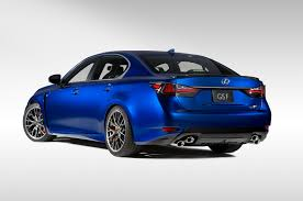 2016 lexus is sedan gets 2016 lexus gs f debuts at 2015 detroit auto show