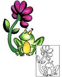 tattoo johnny frog tattoos