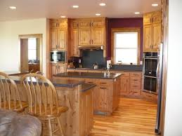Knotty Hickory Kitchen Cabinets 28 Hickory Kitchen Cabinets Image Of Hickory Kitchen