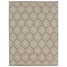 4x6 Sisal Rug Gray 4 X 6 Area Rugs Rugs The Home Depot