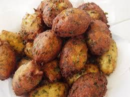 cuisiner la morue accras de morue à la portugaise le de delices2douce