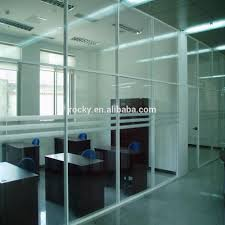 Interior Partition Glass Partition Wall Glass Partition Wall Suppliers And