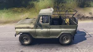 uaz 2016 3151 for spin tires
