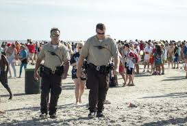 frat beach event brings pre game party to st simons island