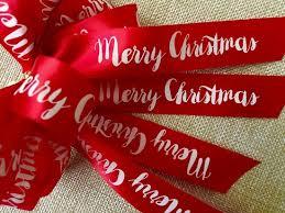 merry christmas ribbon festive merry christmas ribbon new for 2016 regal ribbons
