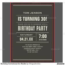 40th Birthday Invitation Cards Birthday Invitation Cards Card Design Ideas