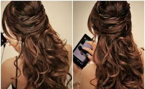 simple wedding hairstyles for long medium styles ideas