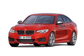 2 series bmw coupe bmw 2 series gran coupe rumored to be front wheel drive