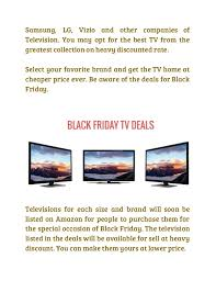 where is the best tv deals on black friday amazon black friday 2016 tv deals get the bvest tv home