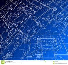 blue print house house plan vector blueprint stock vector image 30920650