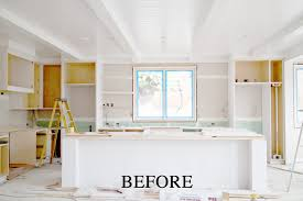 Before And After Kitchen Remodels by Kitchen Kitchen Before And After Cheap Kitchen Renovation