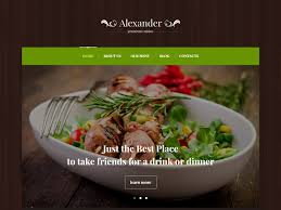 cuisine premium 15 top themes to boost your business weblizar