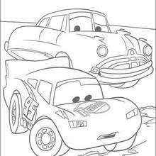 francesco bernoulli cars 2 coloring pages hellokids