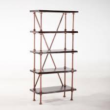 home trends u0026 design organic luxe bookshelf 34