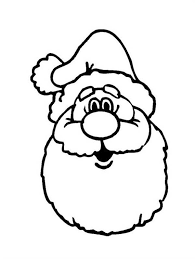 classic ho ho ho laugh santa claus coloring download