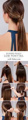 easy to keep hair styles 62 diy fast easy hairstyles photo tutorials vids