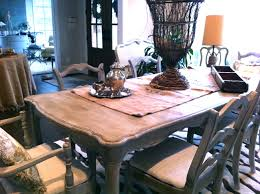 French Country Kitchen Table Glamorous 20 Country Style Kitchen Table With Bench Design
