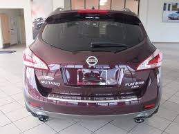 2014 used nissan murano awd 4dr le at landers ford serving little