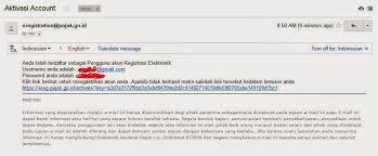 petunjuk membuat npwp online cara membuat npwp online konsultan pajak surabaya