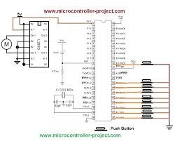 dc motor speed control with 89c51 microcontroller