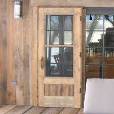 Make All From Wood Door Made From Wood Pallets For Our Houses Pallets Designs