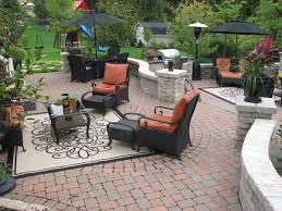 Tiered Backyard Landscaping Ideas Klein U0027s Lawn U0026 Landscaping Hardscapes Patios