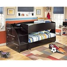 Bunk Bed With Trundle Embrace Youth Loft Bed With Trundle Kitchen Dining
